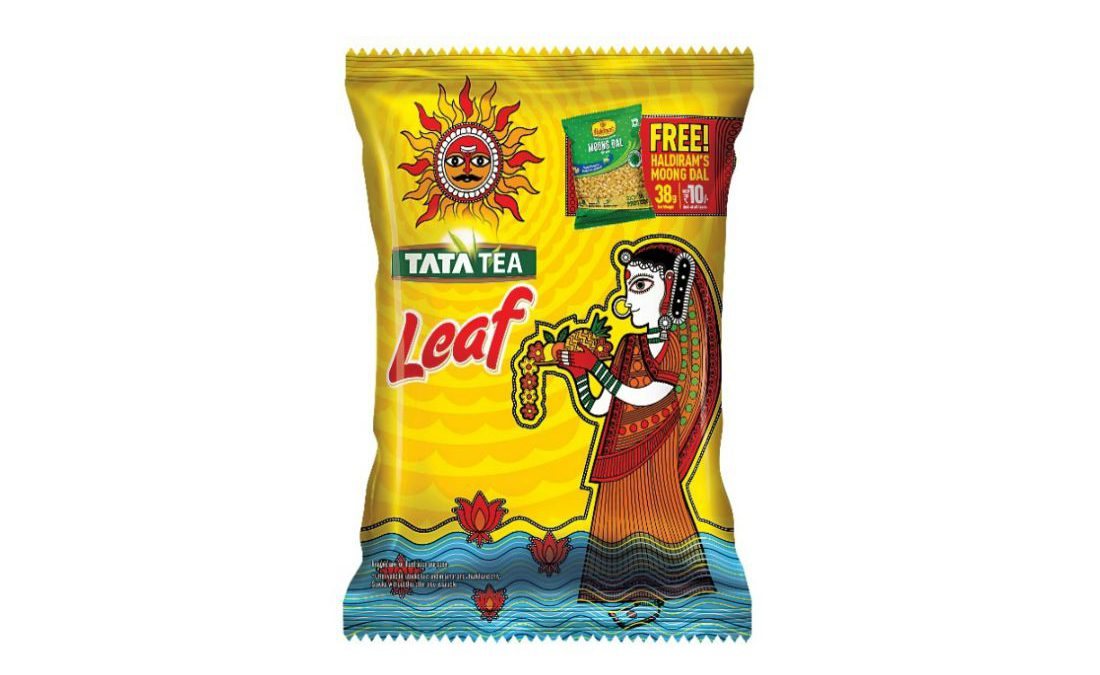 Tata Tea Leaf celebrates Chhath Puja with Madhubani Art inspired festive pack exclusively for Bihar & Jharkhand