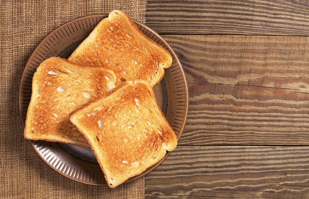 5 Incredible Health Benefits of Eating Toasted Bread From Today