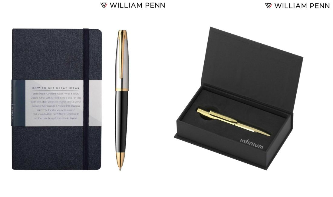 Gift Happiness This Festive Season With William Penn