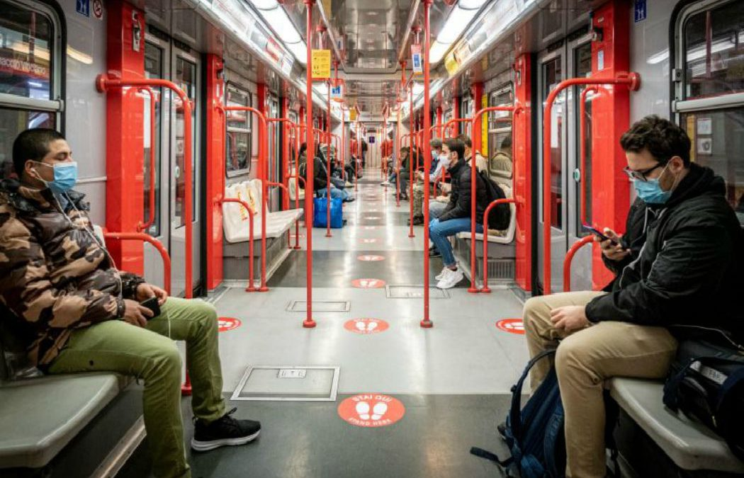 7 Safe Ways To Reduce The Risk of COVID 19 While You Commute to Work