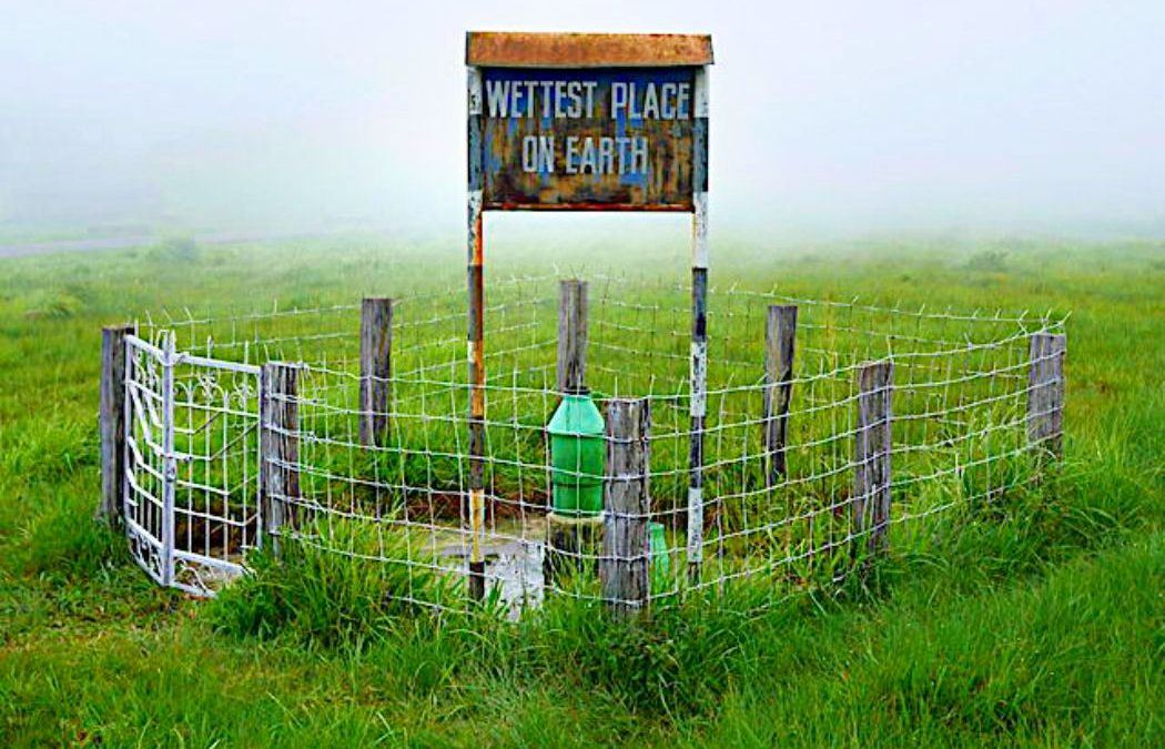 The Greatest Secret of 'The Wettest Place On Earth' Revealed – Mawsynram, India