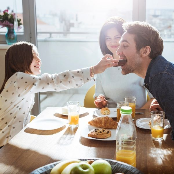 Father's Day Brunch! Special menu for the Superdads delivered to your home