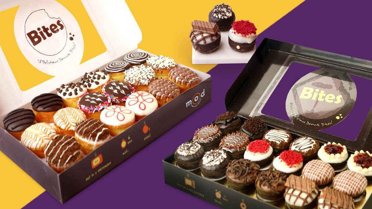 This Rakshabandhan, send love to the everyday protectors in your life with Mad Over Donuts handcrafted Bites!