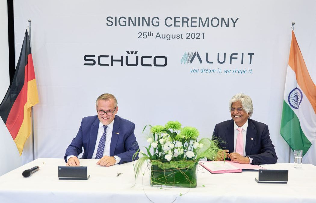 Schueco International KG acquires majority share in Alufit International Private Limited
