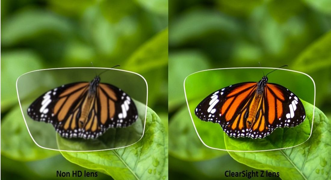 ClearSightZ: An almost invisible and tough lens from Titan Eyeplus