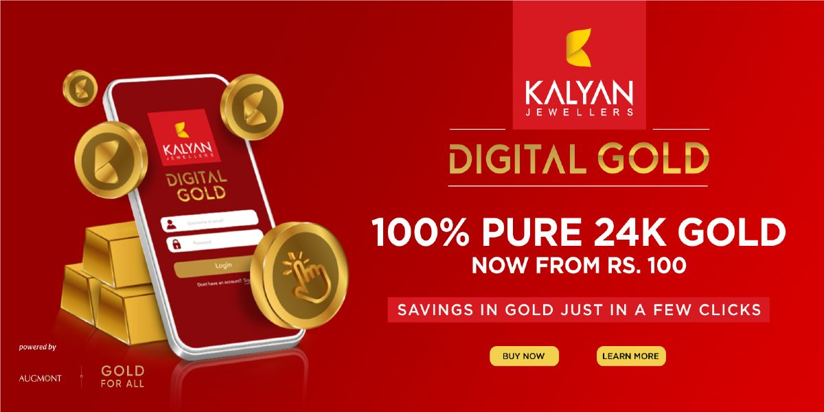 Kalyan Jewellers launches Digital Gold
